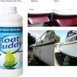 Boat Buddy Boat Wash with Wax