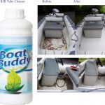 Boat Buddy Rib Tube Cleaner