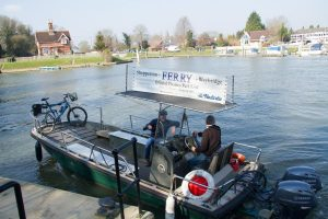 Shepperton - Weybridge Pedestrian Ferry