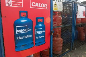 Calor Gas for your boat, barbecue, or patio heater.